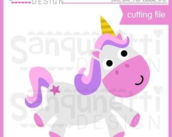 Unicorn SVG, unicorn DXF, unicorn clipart, DXF unicorn cut file, svg Files for Cutting Machines