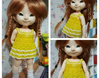 Crotched dress for  Pukifee