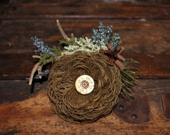 Antler bouquet Wedding Package