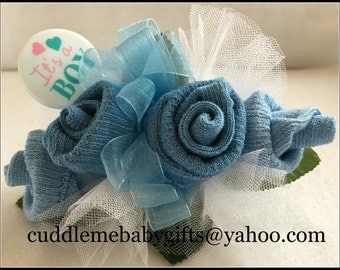 Baby Shower Baby Sock Corsage Baby Shower Decoration Baby Shower Gift