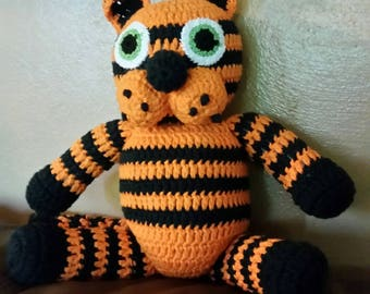 Crochet Kitty Cat