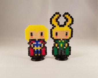 Thor and / or Loki Superhero / Villain Magnet or Stand