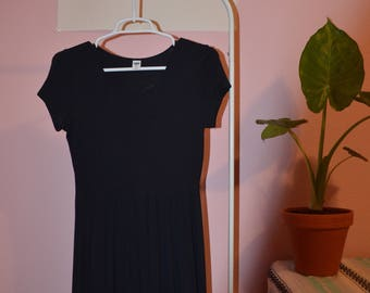Old Navy Black Dress XS