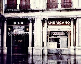 Travel photography, Italy Photo, Venice photo, Europe photography, Venice Italy, San Marco Square, Sepia, brown, Architecture, home decor