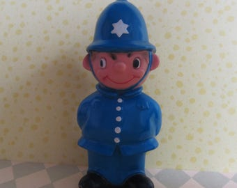 Vintage 1960 s Mr. Plod Figure Noddy Character by Combex