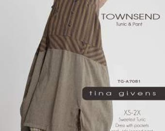 Townsend Tunic & Pant Designed by Tina Givens