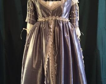 Renaissance Dress ~ Pre-Raphaelite Dress ~ Lucrezia Borgia~ Fantasy