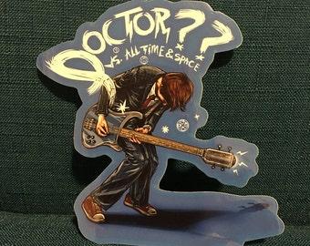 Doctor??- Sticker