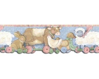 Animals SU75939DC Wallpaper Border