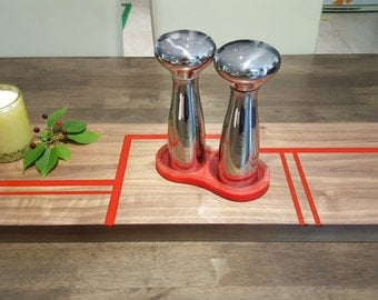 Deco Reclaimed Timber Table Centre