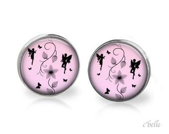 Earrings fairy 18