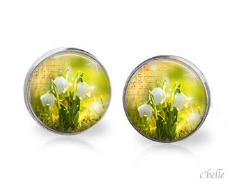 Earrings spring 3