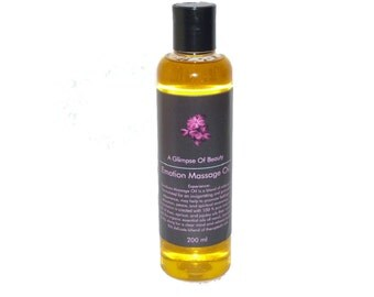 Emotions Massage Oil