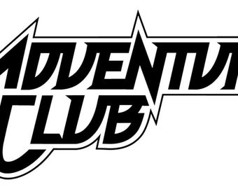 Adventure Club Vinyl Decal