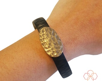 Fitness Tracker Charm for Fitbit Flex, Flex 2 & Jawbone Up -The JAZZY Charm Enhances and Protects Your Tracker!