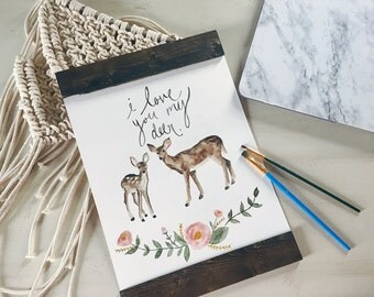 I Love You My Deer