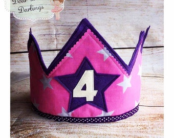 Birthday Crown, Party Hat, Age, Birthday Party