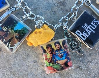 The Beatles, Beatles Jewelry, Beatles Fan, Beatlemania, The Beatles Jewelry,