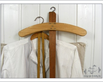 antiques clothes hanger XXL from France