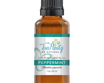 100% Pure Essential Peppermint Oils for Everyday Use