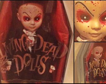 Living Dead Doll, Jack the Ripper, Dead Doll Collectible