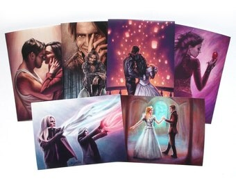 "Once Upon A Time 6x4.5"" photo prints"