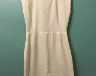 Madeline dress- cream classic dress