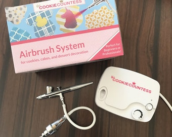 Airbrush System! By Cookie Countess