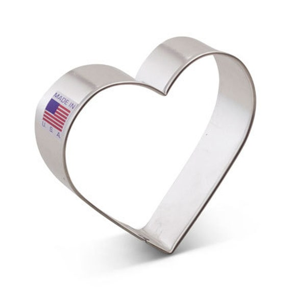 HEART Cookie Cutter 3 3/8