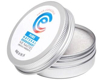 Earth Conscious Natural Deodorant