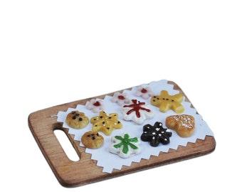 Fairy Garden  - Cookies On Board - Miniature