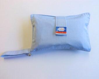 diaper clutch - small diaper bag - diaper organizer - diaper and wipe clutch - diaper pouch - diaper case -diaper wristlet - diaper holder