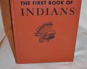 The First Book of Indians