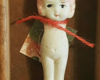 Charlotte frozen bisque figurine