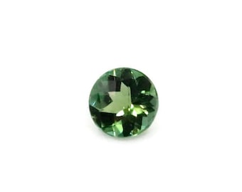 6mm Rd Demantoid Garnet Loose Stone