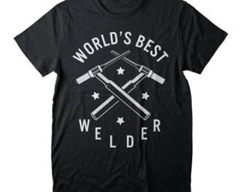World's Best Welder T-Shirt