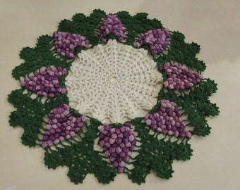HAND CROCHETED DOILY