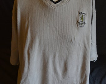Vintage Disneyland Resort Grand Californian Hotel Short Sleeved Shirt (Size: XL)