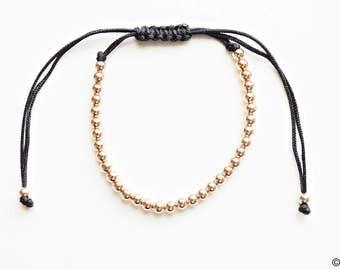 Delicate Rose Gold bracelet