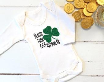 St Patricks Day Baby | St Patricks Day Tee | St Patricks Day Toddler Shirt | St Patricks Day TShirt | Shamrock Shirt
