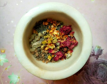 Ostara - Handmade Sabbat Incense Blend - Loose Incense - Spring Equinox Incense