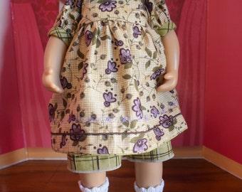 Sasha toddler doll black patent leather shoes