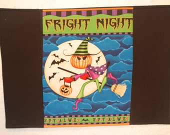 Fright Night Happy Halloween Placemats