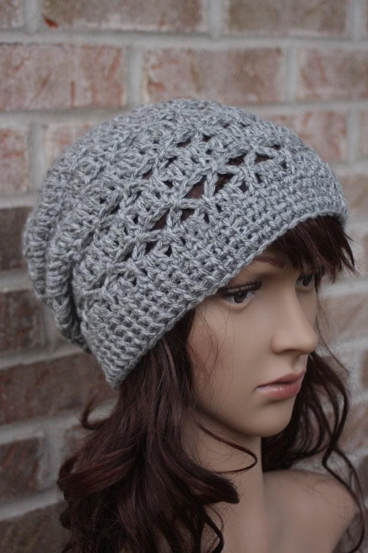 Lacy crochet cap pattern crochet beanie pattern hat pattern cap this is a digital file dt1010fo