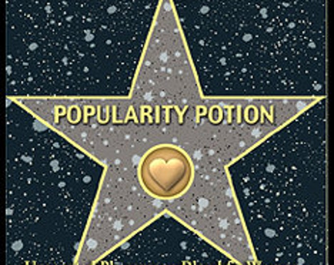 Popularity Potion - for Women - UNscented Pheromone Blend - Love Potion Magickal Perfumerie