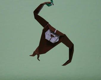Monkey - Origami