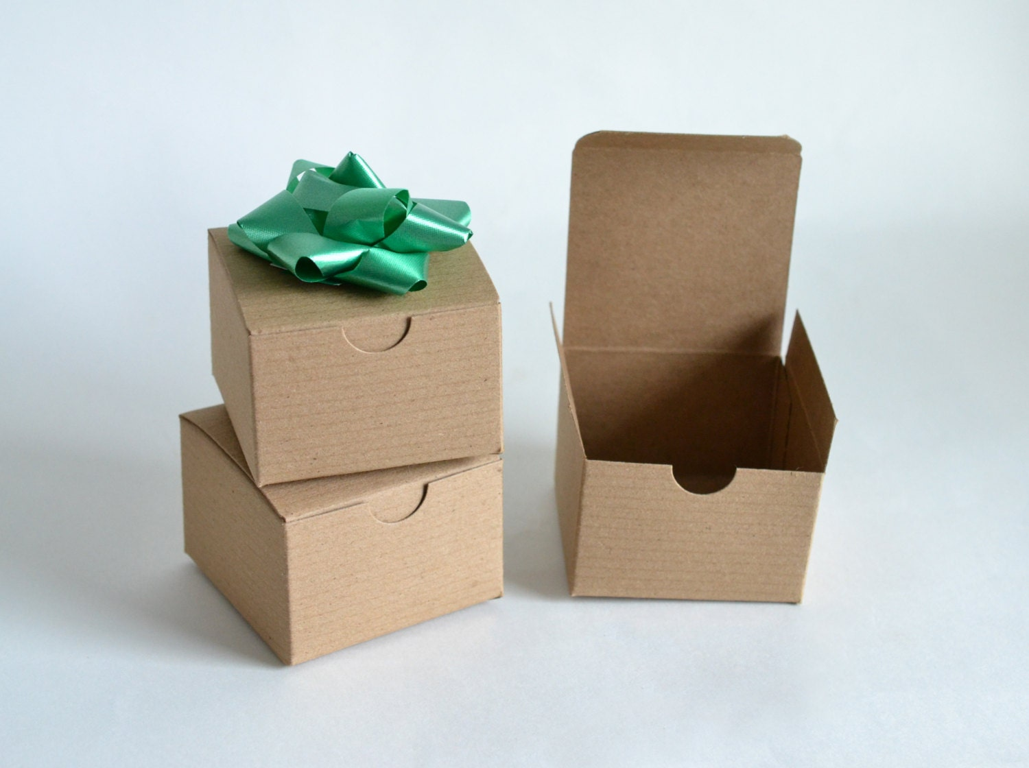 Small Gift Boxes 50 Paper Boxes Small Boxes Treat Boxes