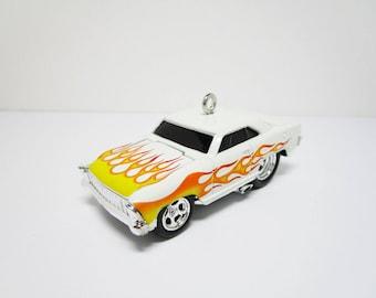 "3"" Hot Rod Chevrolet 1967 Nova Die-Cast Car Christmas Tree Ornament Decoration"
