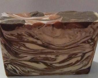 Warm Vanilla Sugar Cold Process Soap Bar