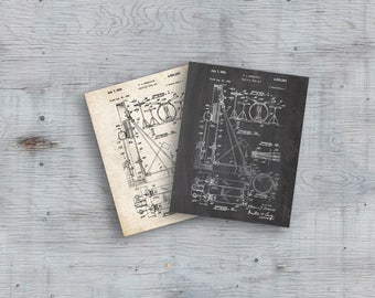 Drumset Patent, Drums, Drummer, Drum Art, Drum Wall Art, Drum Kit, Drum Kit Patent, Drum Set Art, Music Patent, Music Art, Musician